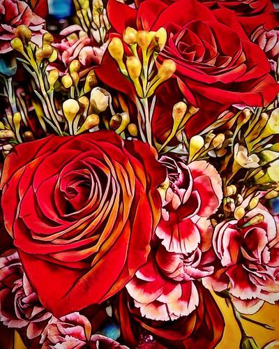 Bouquet Burst