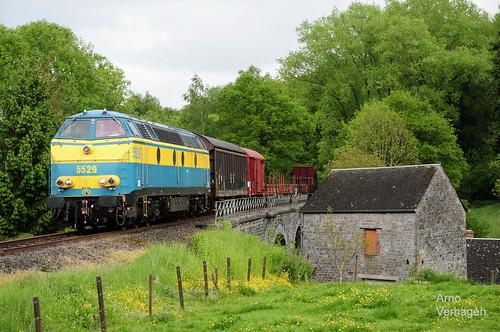 2009 | TUC- Rail 5529 te Senenne
