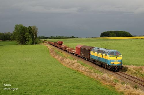 2009 | TUC- Rail 5529 te Reuleau