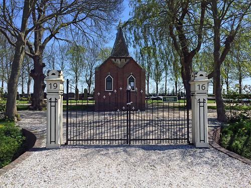 begraafplaats Huizinge