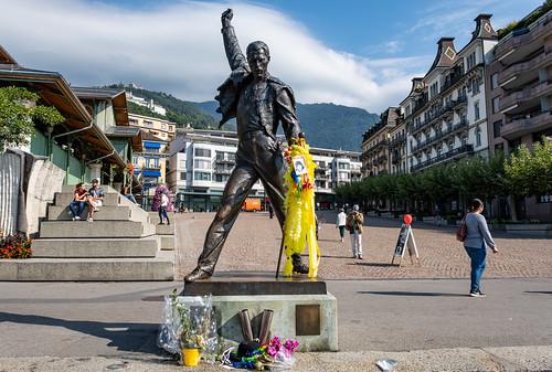 Montreux loves Freddie