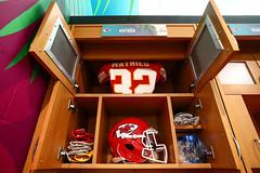 2020 Super Bowl Week: Chiefs Locker Room Prep