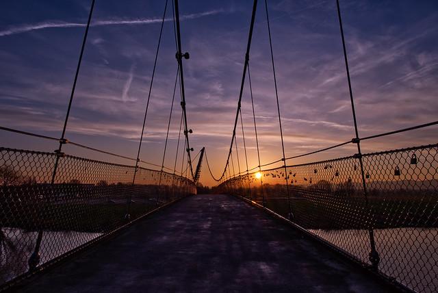 Glacisbrücke