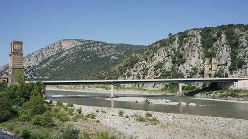 The Mirabeau bridge