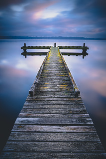 Double sided Jetty