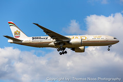 Etihad Airways, A6-LRE : Fast & Furious 7