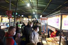 Ningxia Night Market, Tajpej