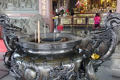 Baoan Temple w Zhuangwei