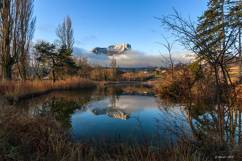 L'écharpe du Mt Granier (Savoie 02/2020)