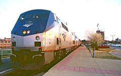 Amtrak Train 59 in Memphis