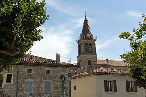 Saint Remèze, église Saint-Rémy