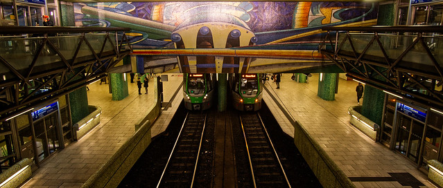 Hannover Subway