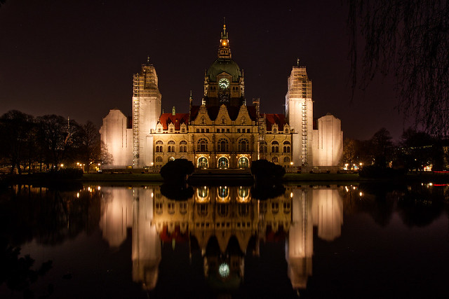 Hannover New City Hall