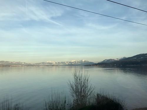 Nice Train ride ...