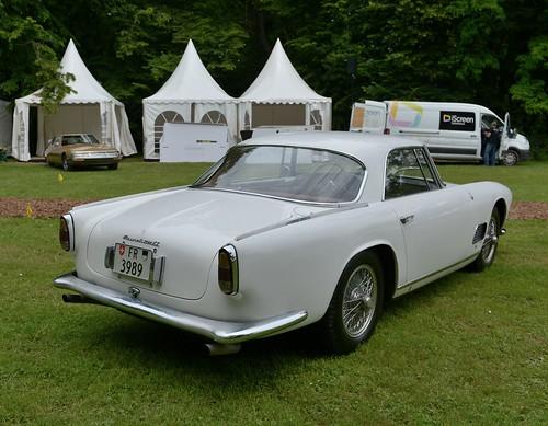 1963 Maserati 3500 GTi coupé