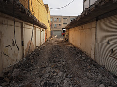 Waterdale demolition