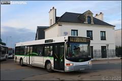 Heuliez Bus GX 317 – Voyages Lefort / TAN (Transports en commun de l'Agglomération Nantaise) n°3006 ex Semitan (Société d'Économie MIxte des Transports en commun de l'Agglomération Nantaise) n°109