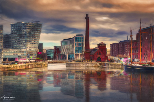 The Old & The New, Liverpool