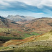 From Wetherlam looking over toward Great Langdale 07/02/20