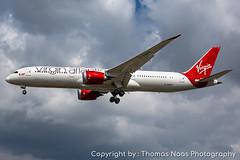 Virgin Atlantic Airways, G-VWHO