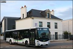 Iveco Bus Urbanway 12 – Voyages Lefort / TAN (Transports en commun de l'Agglomération Nantaise) n°3008