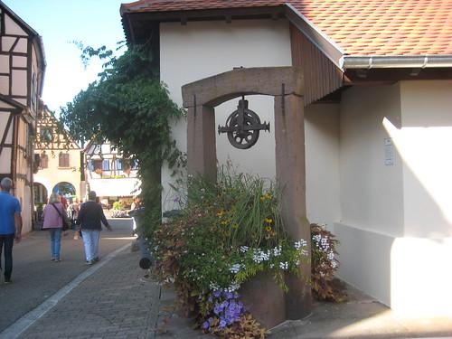 Brunne - Kìrichgàss - Dàmbàch