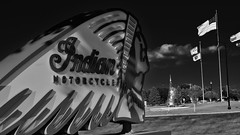 Indian Motorcycle Factory.