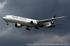 Air New Zealand, ZK-OKO