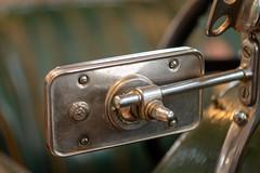 Bentley 4 1/2 Litre Wing Mirror