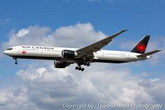 Air Canada, C-FITU