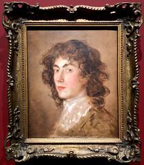 Exposition Peintres anglais au Musée du Luxembourg à Paris