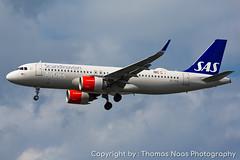 Scandinavian Airlines (SAS), SE-ROD