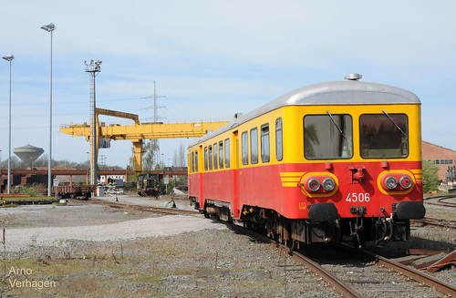 2011 | TSP 4506 en NMBS (?) 9140 te Bascoup