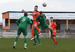 AFC Blackpool v Pilkington FC