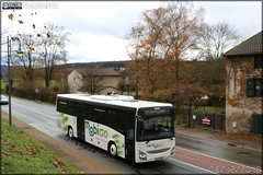Iveco Bus Crossway – Mobilités Bourgogne-Franche-Comté / Mobigo n°13011 - Photo of Saint-Maurice-de-Satonnay