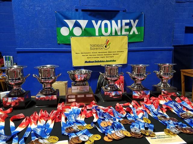 2020 Club 28 Yonex Mid-Atlantic Classic