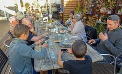 Family Dinner at the DOB