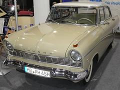 Ford Taunus 17M De Luxe P2 (1957-60)