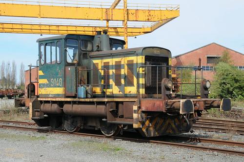 2011 NMBS (?) 9140 te Bascoup