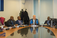 WIPO Director General Opens Roundtable Discussion on IP and the African Continental Free Trade Area
