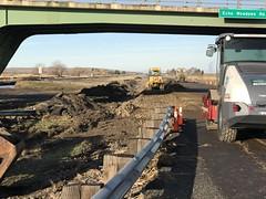 Repairs at Echo Meadows Road
