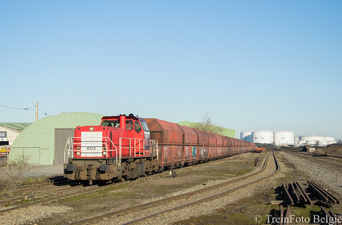 DB-Cargo 6512 Île Monsin