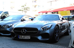 Mercedes-AMG GT S (C190)
