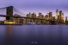 Brooklyn Bridge. NYC