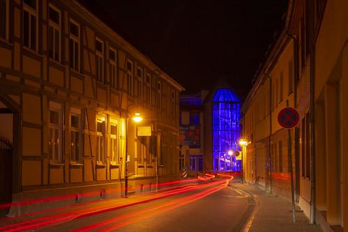 Burg, Zerbster Straße