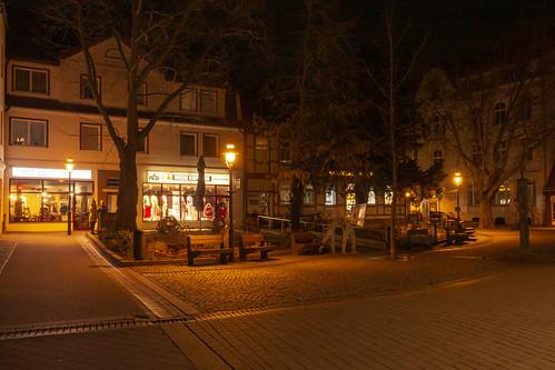 Burg, Magdalenenplatz