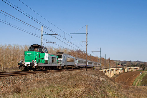 23 mars 2012  BB 66200-7287  Train 511714 Marmande -> Bordeaux-St-Jean  Langon (33)