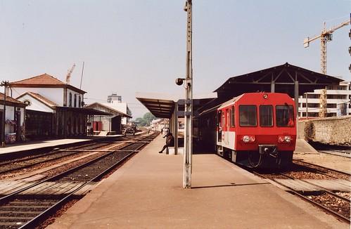 Estação de Trofa, Portugal