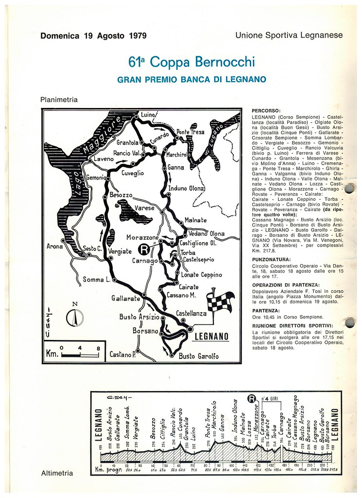 Presentazione Trittico regione Lombardia 1979 - 2