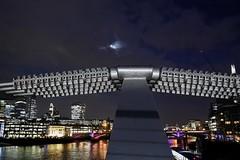 The City from the Millennium Bridge